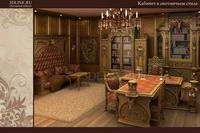 коасивый кабинет