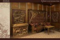 кабинет из елагиновского дворца