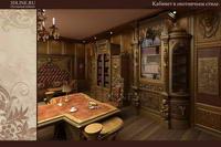 елагиновский охотничий кабинет